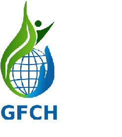 "ٍGlobal Federation For Children Hospitals ""GFCH"" Logo"