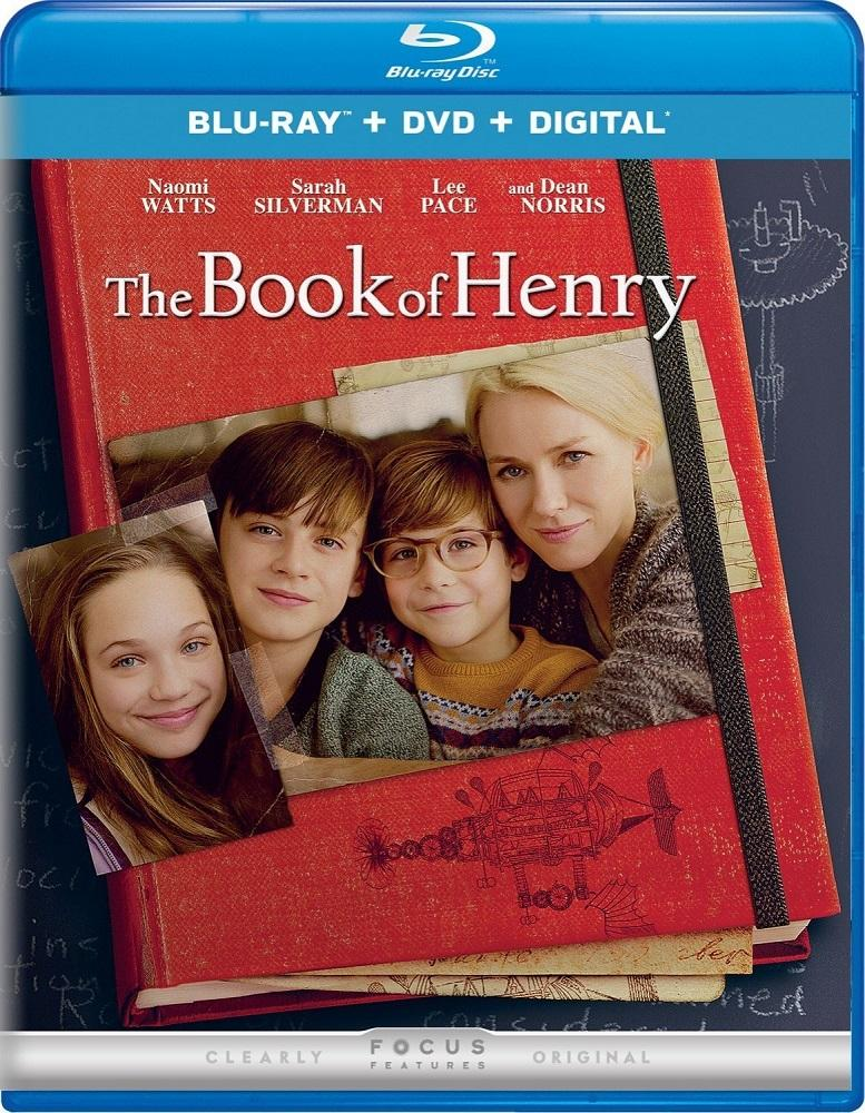 The Book Of Henry 2017 1080p BluRay