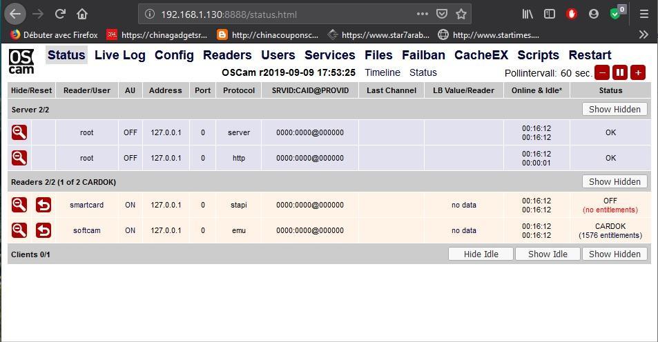 طريقة جديدة لاضافة سيرفر سيسكام الى Xcamclient 3 بالمتصفح